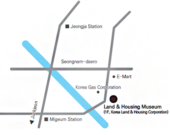 Land & Housing Museum Location