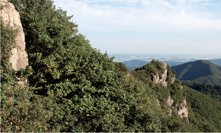 Cheonggyesan Mountain photo